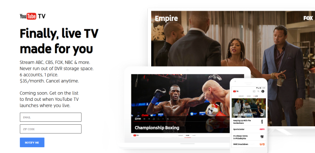 How YouTube TV is going to change the Digital Marketing