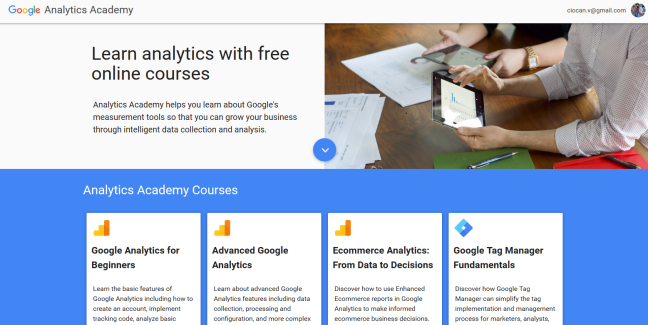 analytics academy google