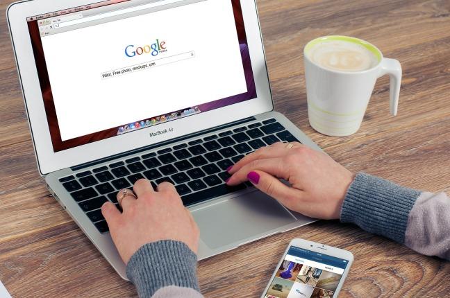 google search algorythm